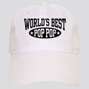 World's Best Pop Pop Cap