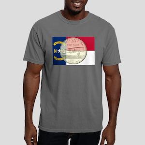North Carolina Quarter 2001 Mens Comfort Colors Sh