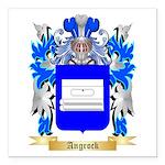 Angrock Square Car Magnet 3