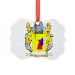Anguiano Picture Ornament