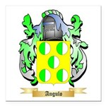 Angulo Square Car Magnet 3