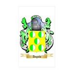 Angulo Sticker (Rectangle 50 pk)