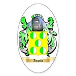 Angulo Sticker (Oval)