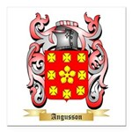 Angusson Square Car Magnet 3