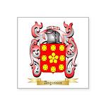 Angusson Square Sticker 3