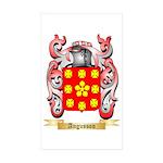 Angusson Sticker (Rectangle 50 pk)
