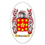 Angusson Sticker (Oval 50 pk)