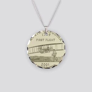 North Carolina Quarter 2001 Basic Necklace
