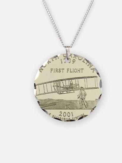 North Carolina Quarter 2001 Basic Necklace