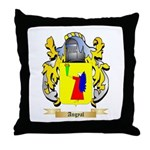 Angyal Throw Pillow