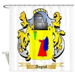 Angyal Shower Curtain