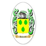 Anketell Sticker (Oval)