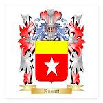 Annatt Square Car Magnet 3