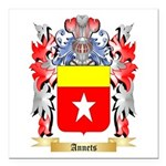 Annets Square Car Magnet 3