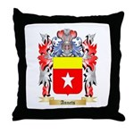 Annets Throw Pillow