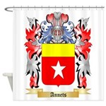 Annets Shower Curtain