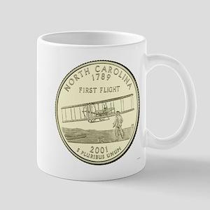 North Carolina Quarter 2001 Basic Mugs
