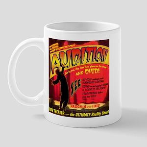 Audition Horror Movie Mug