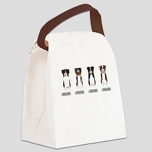 Aussies Canvas Lunch Bag