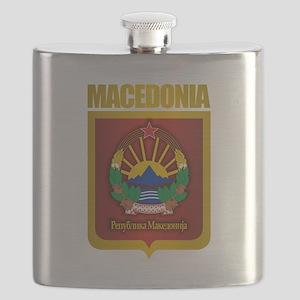 Macedonian Gold Flask