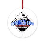 UMPS Cancer Logo Ornament (Round)