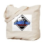 UMPS Cancer Logo Tote Bag