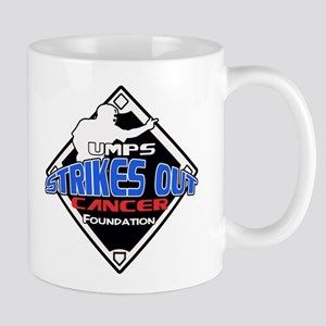 UMPS Cancer Logo Mug