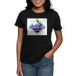 UMPS Cancer Logo Women's Dark T-Shirt