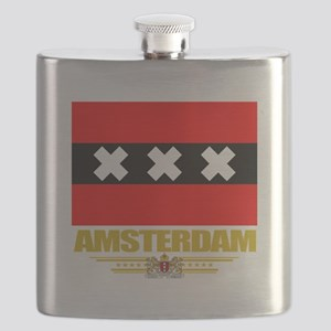 Amsterdam (Flag 10) Flask