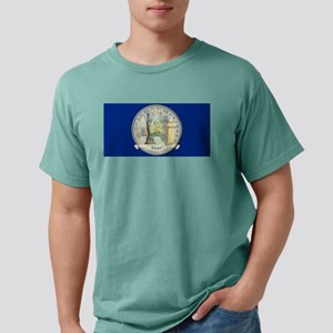 New York Quarter 2001 Mens Comfort Colors Shirt