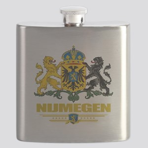 Nijmegen (Flag 10) Flask