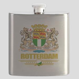 Rotterdam (Flag 10) Flask