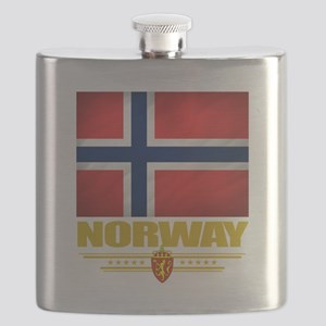 Norway2 (Flag 10) Flask