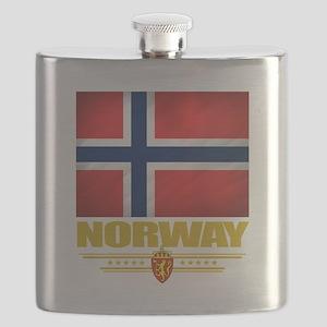 Norway2 (Flag 10) Flask