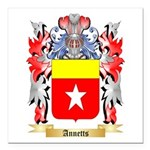 Annetts Square Car Magnet 3