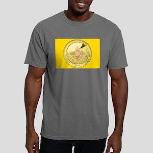 New Mexico Quarter 2012 Mens Comfort Colors Shirt