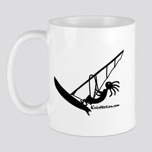 Kokopelli Windsurfer Mug
