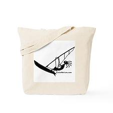 Kokopelli Windsurfer Tote Bag