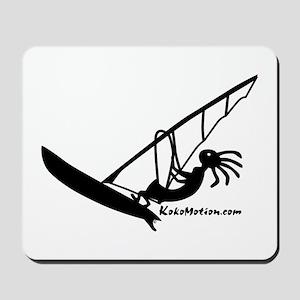 Kokopelli Windsurfer Mousepad