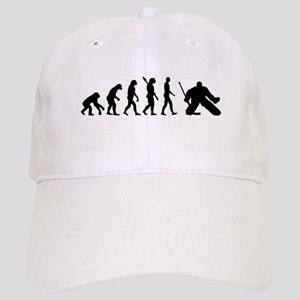 Evolution hockey goalie Cap