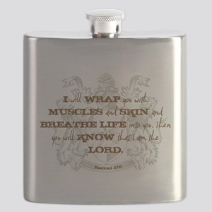 Muscles Life Flask