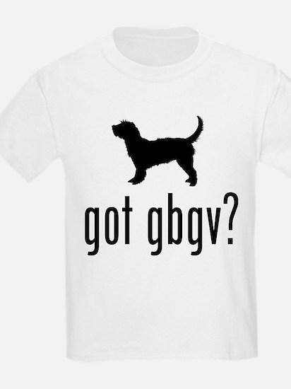 Grand Basset Griffon Vendeen Kids T-Shirt