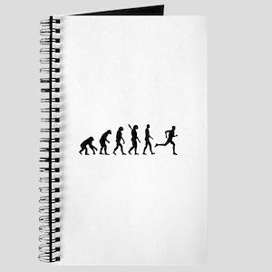 Evolution running marathon Journal