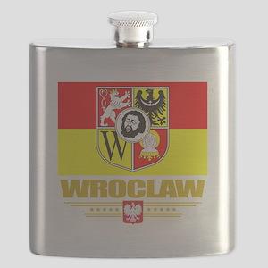Wroclaw (Flag 10) Flask