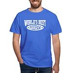 World's Best PeePaw Dark T-Shirt