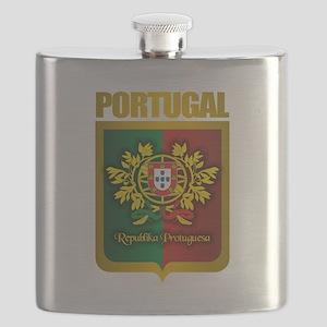Portuguese Gold Flask