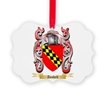 Anshell Picture Ornament
