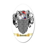 Anskettle 35x21 Oval Wall Decal