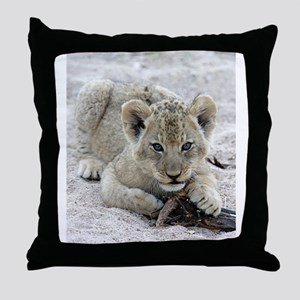 This Is MY Stick Throw Pillow