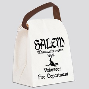Salem Fire Dpt. Canvas Lunch Bag